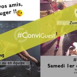 #ConviGuest 1