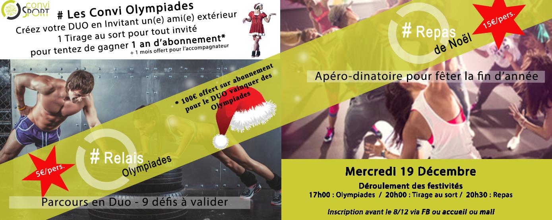 OLymiades Noël 2018