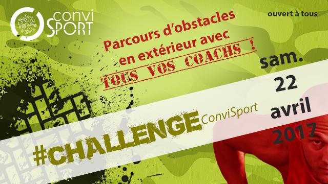 #ChallengeConvisport