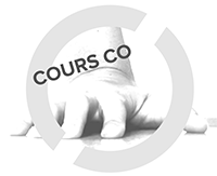 Logo cours co fond main 1